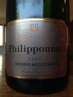 Philipponnat Reserve Millesimee 2005
